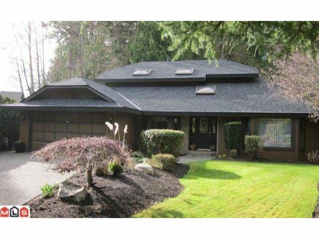 "Main Photo: 13281 AMBLE GREENE Place in Surrey: Crescent Bch Ocean Pk. House for sale in ""AMBLEGREEN"" (South Surrey White Rock)  : MLS®# F1108393"