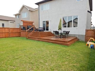Photo 27: 27 Dragonfly Court in Winnipeg: Sage Creek House for sale ()  : MLS®# 1510273