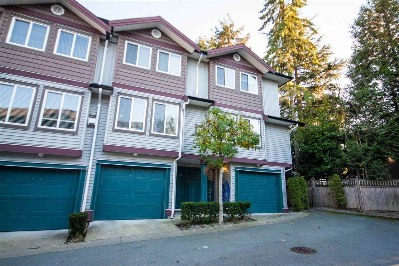 """Main Photo: 21 13360 KING GEORGE Boulevard in Surrey: Whalley Townhouse for sale in """"MOUNTAIN CREEK VILLAGE"""" (North Surrey)  : MLS®# R2218285"""