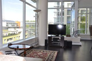 Photo 10: 709 1708 COLUMBIA STREET in Vancouver: False Creek Condo for sale (Vancouver West)  : MLS®# R2059228