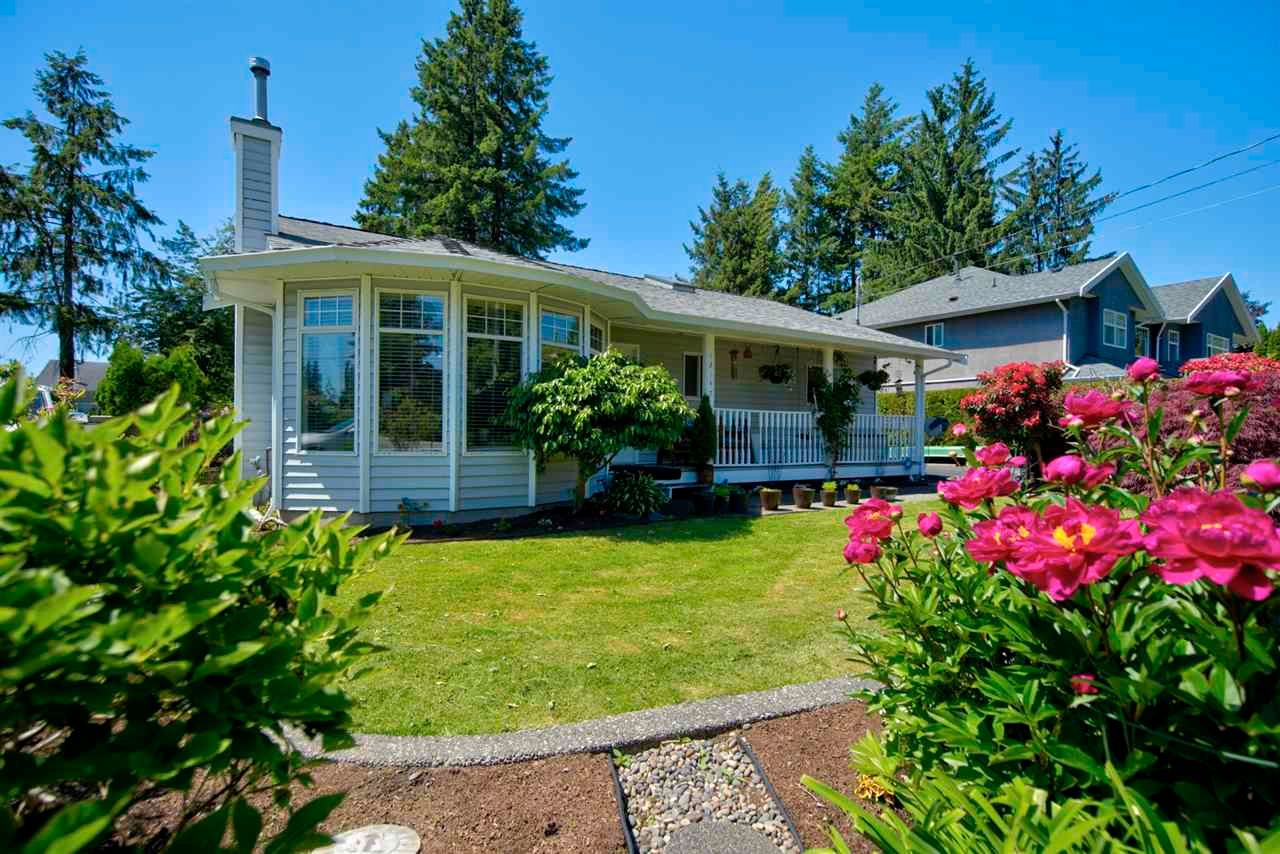Main Photo: 12147 FLETCHER Street in Maple Ridge: East Central House for sale : MLS®# R2588036