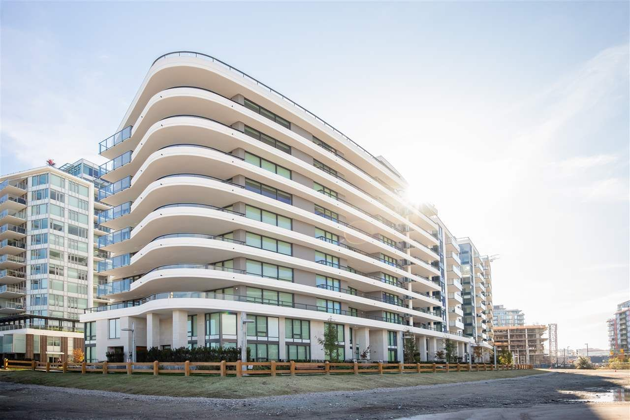"Main Photo: 803 1678 PULLMAN PORTER Street in Vancouver: Mount Pleasant VE Condo for sale in ""Navio at the Creek"" (Vancouver East)  : MLS®# R2561361"