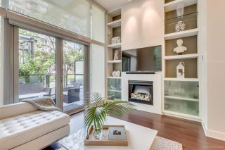 """Photo 4: 1285 SEYMOUR Street in Vancouver: Downtown VW Townhouse for sale in """"THE ELAN"""" (Vancouver West)  : MLS®# R2077325"""