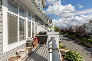 """Photo 16: 107 20449 66 Avenue in Langley: Willoughby Heights Townhouse for sale in """"Natures Landing"""" : MLS®# R2110204"""
