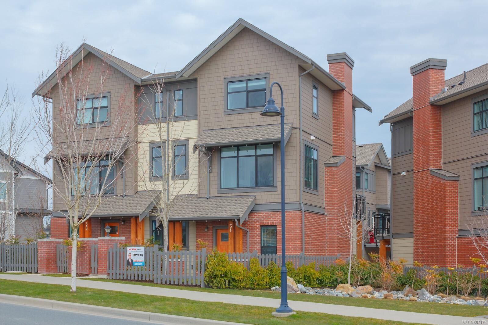 Main Photo: 31 350 Latoria Blvd in : Co Royal Bay Row/Townhouse for sale (Colwood)  : MLS®# 867173
