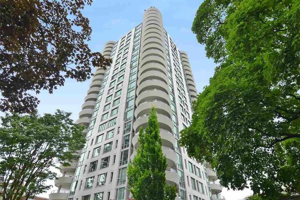 """Main Photo: 1005 1020 HARWOOD Street in Vancouver: West End VW Condo for sale in """"THE CRYSTALLIS"""" (Vancouver West)  : MLS®# R2214729"""