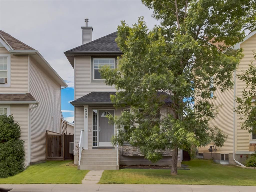 Main Photo: 300 CRAMOND Close SE in Calgary: Cranston Detached for sale : MLS®# A1013818