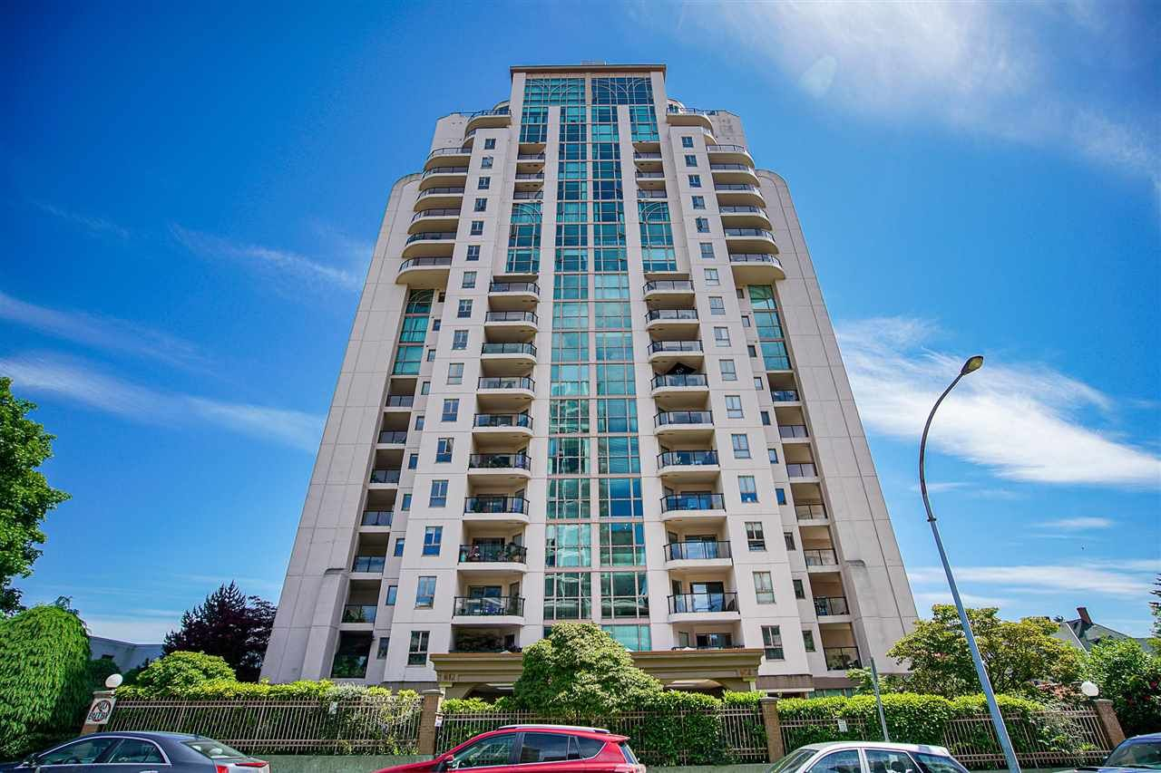 Main Photo: 505 612 FIFTH Avenue in New Westminster: Uptown NW Condo for sale : MLS®# R2590340
