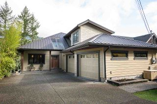 Photo 2: 4688 EASTRIDGE Road in North Vancouver: Deep Cove House for sale : MLS®# R2565563