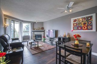"""Photo 2: 703 1189 EASTWOOD Street in Coquitlam: North Coquitlam Condo for sale in """"THE CARTIER"""" : MLS®# R2531681"""