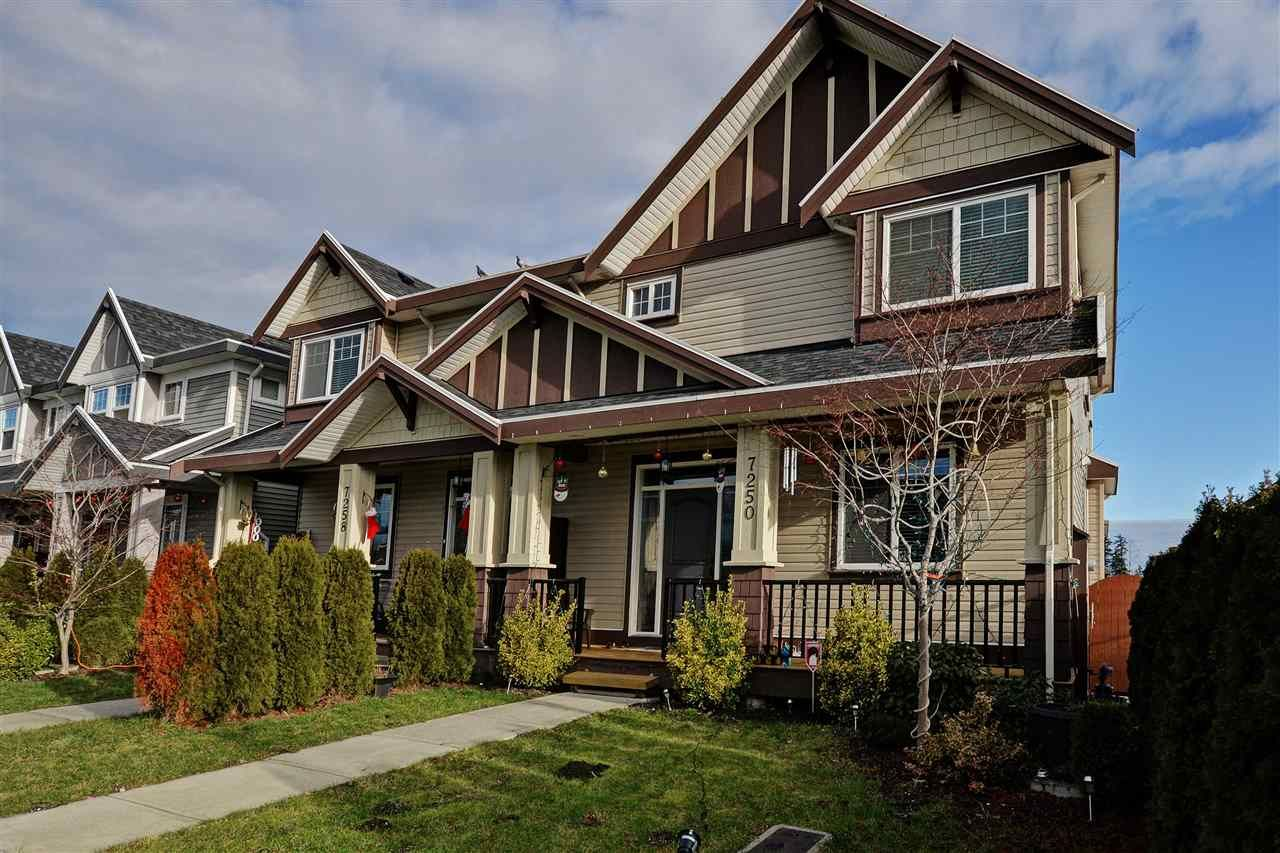 Main Photo: 7250 192 STREET in : Clayton 1/2 Duplex for sale : MLS®# R2022389