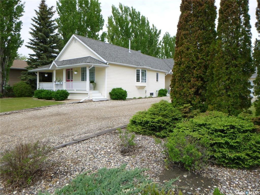 Main Photo: 1106 109th Avenue East in Tisdale: Residential for sale : MLS®# SK811410