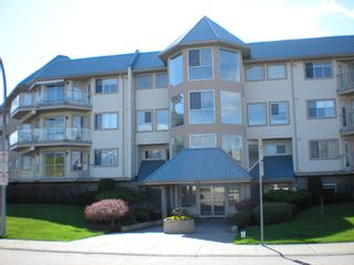 "Main Photo: 115 7685 AMBER Drive in Sardis: Sardis West Vedder Rd Condo for sale in ""THE SAPPHIRE"" : MLS®# H1401498"