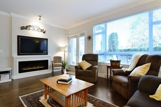 Photo 3: C110 20211 66 AVENUE in Langley: Willoughby Heights Condo for sale : MLS®# R2245197