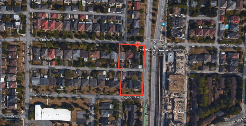 Main Photo:  in Vancouver: Marpole Land for sale (Vancouver West)