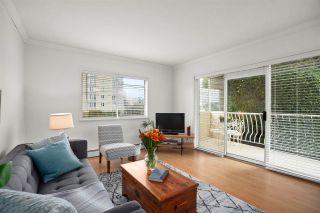 "Photo 2: 101 2187 BELLEVUE Avenue in West Vancouver: Dundarave Condo for sale in ""SURFSIDE TOWERS"" : MLS®# R2533628"