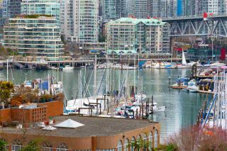 """Photo 5: 601 1450 PENNYFARTHING Drive in Vancouver: False Creek Condo for sale in """"HARBOURSIDE COVE"""" (Vancouver West)  : MLS®# R2549398"""