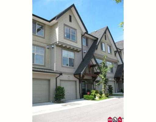 """Main Photo: 119 15152 62A Avenue in Surrey: Sullivan Station Townhouse for sale in """"Uplands"""" : MLS®# F2722411"""