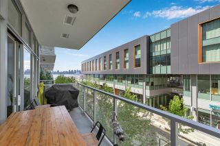 """Photo 38: 311 175 VICTORY SHIP Way in North Vancouver: Lower Lonsdale Condo for sale in """"CASCADE AT THE PIER"""" : MLS®# R2575296"""