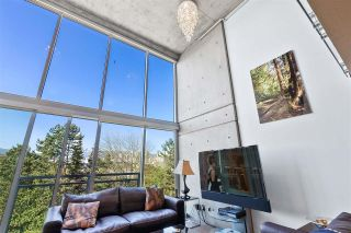 """Photo 10: 513 1540 W 2ND Avenue in Vancouver: False Creek Condo for sale in """"THE WATERFALL BUILDING"""" (Vancouver West)  : MLS®# R2624820"""