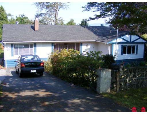 "Main Photo: 11315 LOUGHREN Drive in Surrey: Bolivar Heights House for sale in ""ELLENDALE/BIRDLAND"" (North Surrey)  : MLS®# F2915521"