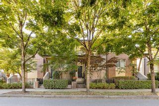 "Photo 35: 28 100 KLAHANIE Drive in Port Moody: Port Moody Centre Townhouse for sale in ""KLAHANIE - INDIGO"" : MLS®# R2616950"