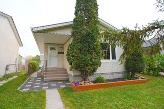 Photo 1: 136 Atwood Street in Winnipeg: Mission Gardens Residential for sale (3K)  : MLS®# 202124769