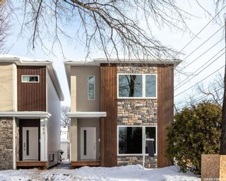 Photo 1: 802A 6th Avenue North in Saskatoon: City Park Residential for sale : MLS®# SK841829
