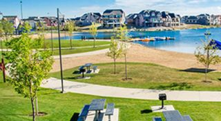 Photo 17: 580 MARINE Drive SE in Calgary: Mahogany Detached for sale : MLS®# A1112725