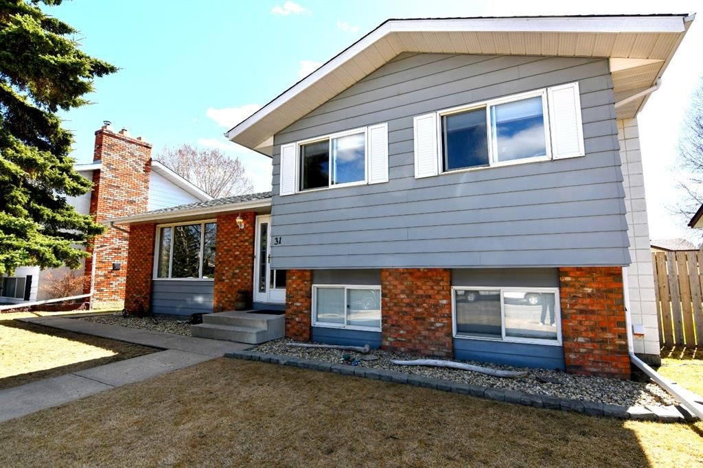 Main Photo: 31 Cole Street: Red Deer Detached for sale : MLS®# A1099856