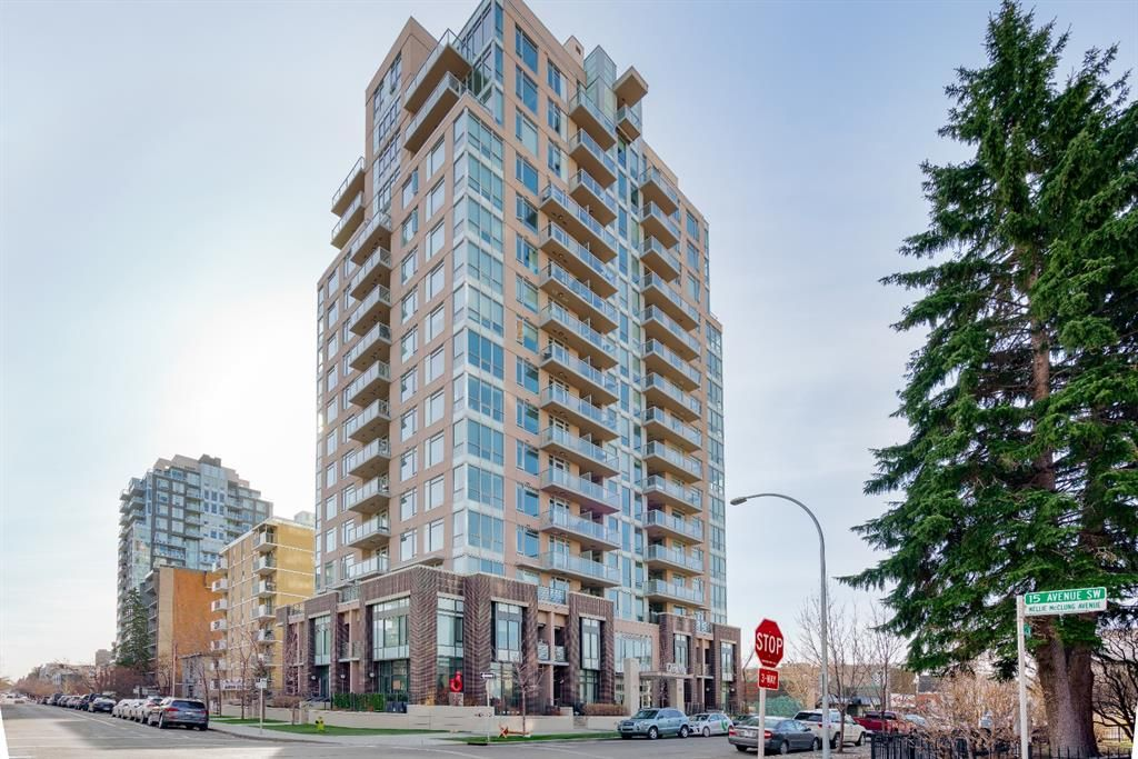 Main Photo: 1304 1500 7 Street SW in Calgary: Beltline Apartment for sale : MLS®# A1091099
