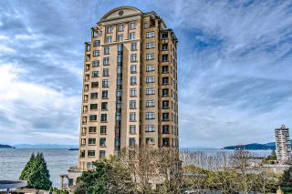 """Photo 16: 406 2271 BELLEVUE Avenue in West Vancouver: Dundarave Condo for sale in """"THE ROSEMONT ON BELLEVUE"""" : MLS®# R2356609"""