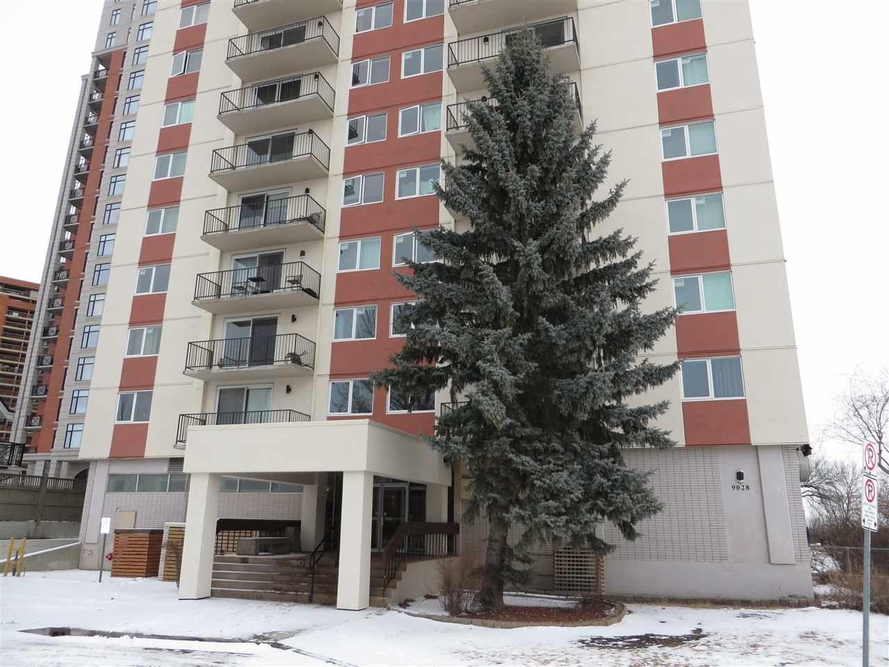 Main Photo: 406 9028 JASPER Avenue in Edmonton: Zone 13 Condo for sale : MLS®# E4230758