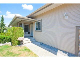 "Photo 29: 6 3635 BLUE JAY Street in Abbotsford: Abbotsford West Townhouse for sale in ""COUNTRY RIDGE"" : MLS®# F1448866"