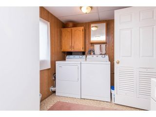Photo 24: 31519 LOMBARD Avenue in Abbotsford: Poplar Manufactured Home for sale : MLS®# R2572916