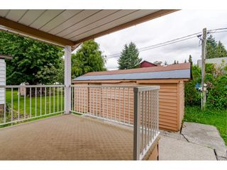 """Photo 23: 3 4426 232 Street in Langley: Salmon River Manufactured Home for sale in """"WESTFIELD COURT"""" : MLS®# R2479123"""