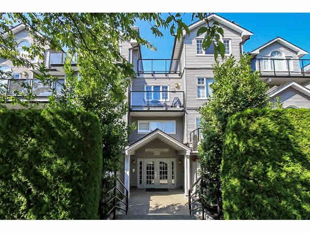 "Main Photo: 103 833 W 16TH Avenue in Vancouver: Fairview VW Condo for sale in ""EMERALD"" (Vancouver West)  : MLS®# V1079712"
