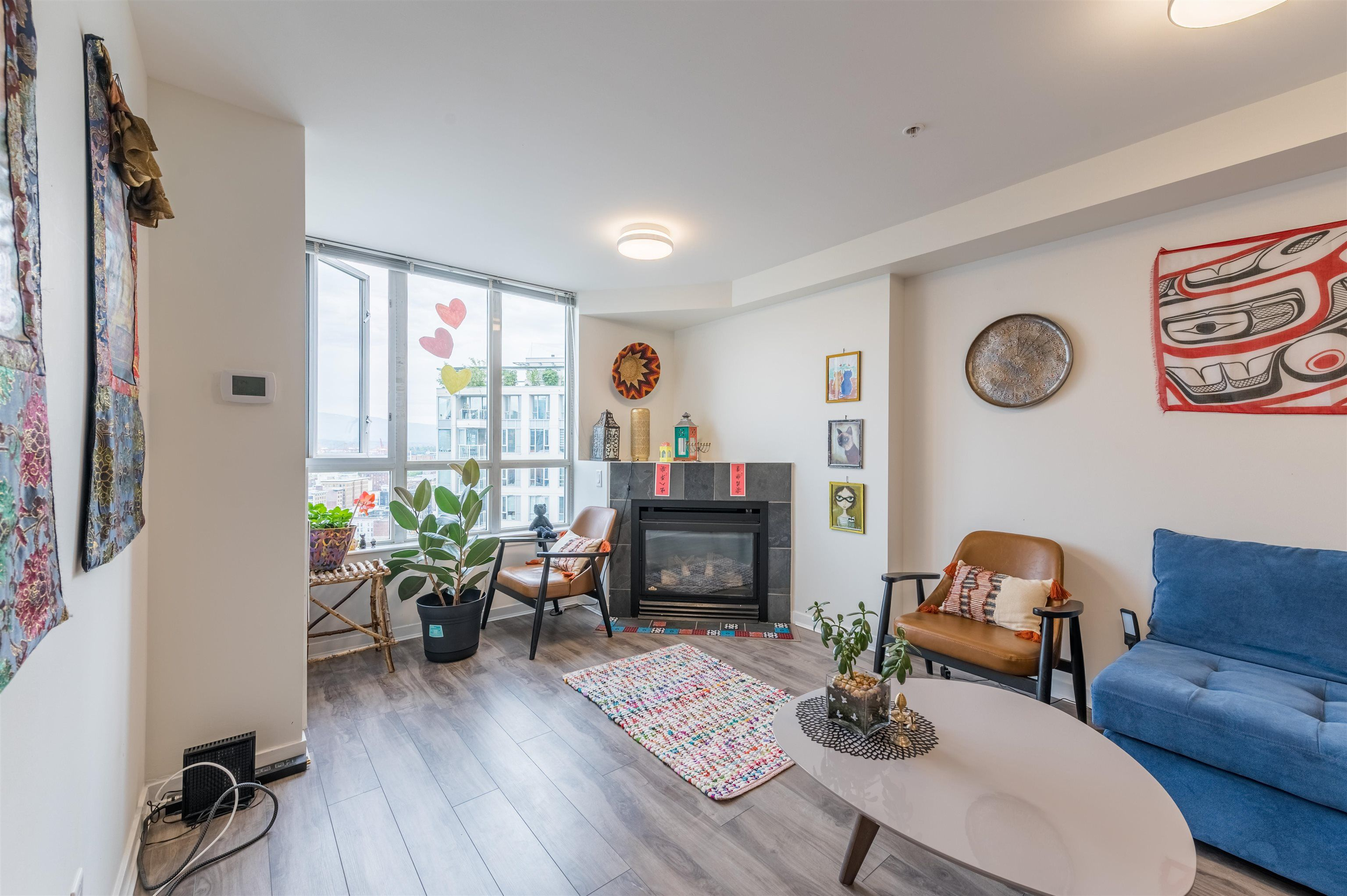 Main Photo: 2707 63 KEEFER PLACE in Vancouver: Downtown VW Condo for sale (Vancouver West)  : MLS®# R2612198