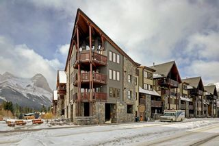 Photo 1: 201 379 Spring Creek Drive: Canmore Apartment for sale : MLS®# A1072923