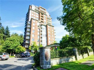 Photo 1: 706 5615 HAMPTON Place in Vancouver: University VW Condo for sale (Vancouver West)  : MLS®# V1036244