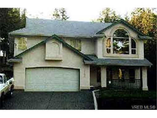 Main Photo: 3287 Fulton Rd in VICTORIA: Co Triangle House for sale (Colwood)  : MLS®# 140009