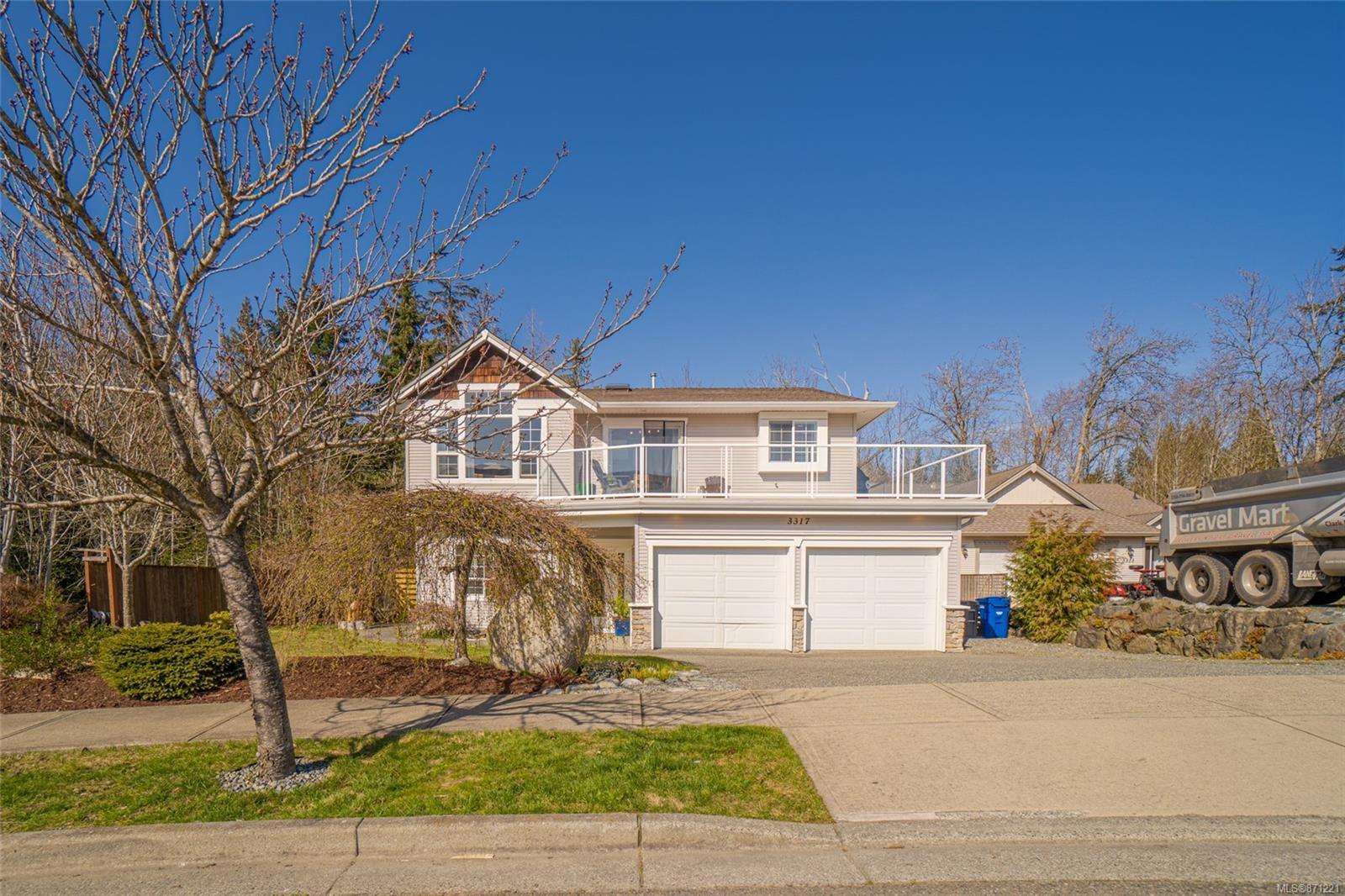 Main Photo: 3317 Willowmere Cres in : Na North Jingle Pot House for sale (Nanaimo)  : MLS®# 871221