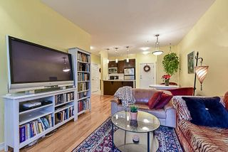 """Photo 2: 416 10237 133 Street in Surrey: Whalley Condo for sale in """"ETHICAL GARDENS"""" (North Surrey)  : MLS®# R2232549"""