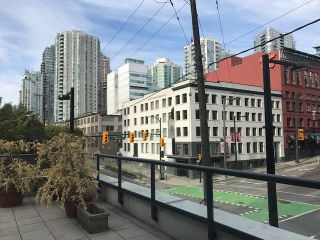 """Photo 5: 308 928 BEATTY Street in Vancouver: Yaletown Condo for sale in """"MAX 1"""" (Vancouver West)  : MLS®# R2213143"""