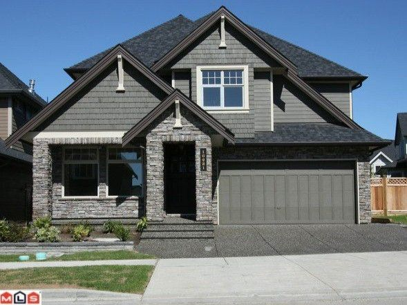 Main Photo: 16221 25TH Avenue in Surrey: Grandview Surrey House for sale (South Surrey White Rock)  : MLS®# F1023239