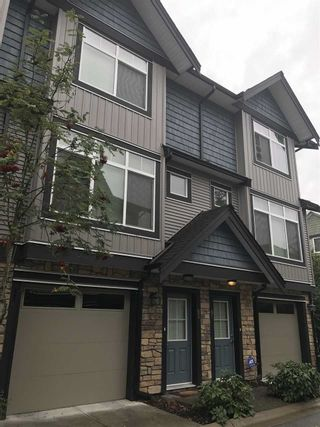 "Photo 1: 82 6299 144 Street in Surrey: Sullivan Station Townhouse for sale in ""Alturn"" : MLS®# R2196316"