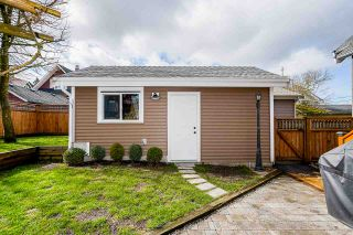 """Photo 30: 412 EIGHTH Avenue in New Westminster: GlenBrooke North House for sale in """"GlenBrook North"""" : MLS®# R2555470"""