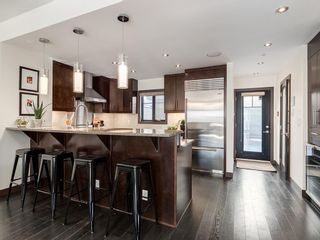 Photo 7: 3 540 21 Avenue SW in Calgary: Cliff Bungalow Row/Townhouse for sale : MLS®# C4235217