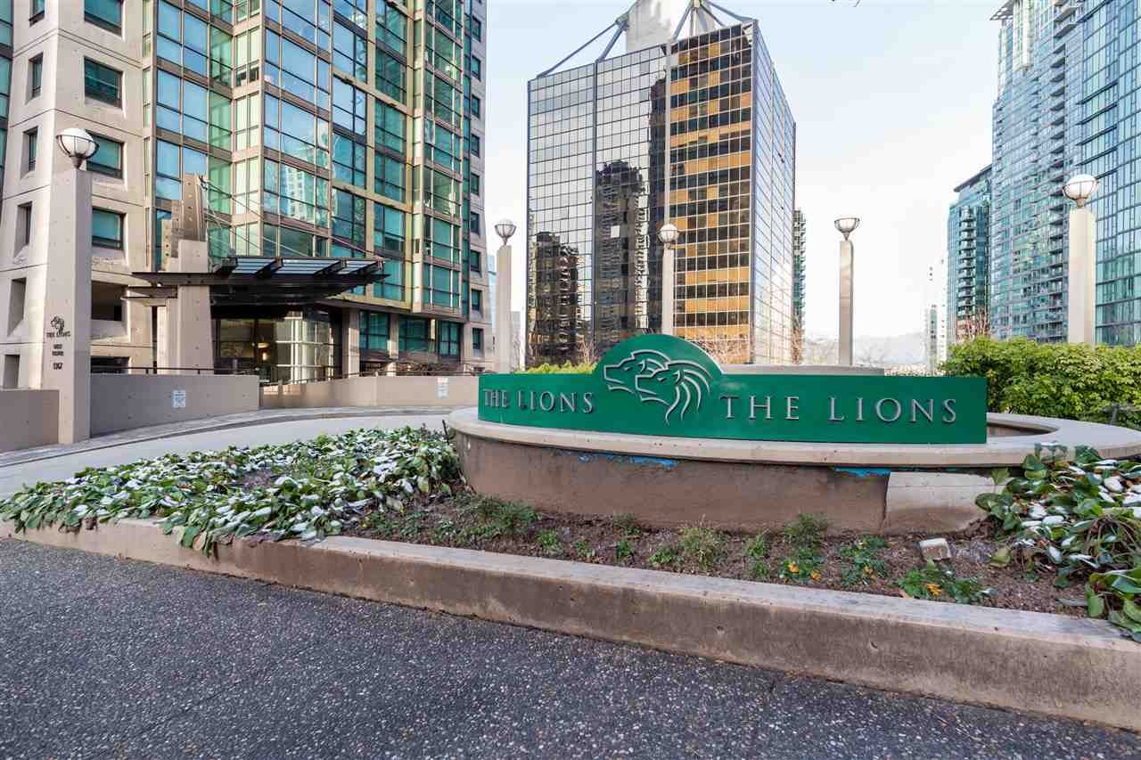 Main Photo: 611 1331 Alberni Street in Vancouver: West End VW Condo for sale (Vancouver West)  : MLS®# R2242528