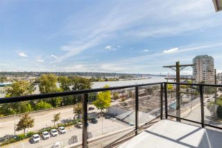 """Photo 20: 501 218 CARNARVON Street in New Westminster: Downtown NW Condo for sale in """"Irving Living"""" : MLS®# R2545873"""